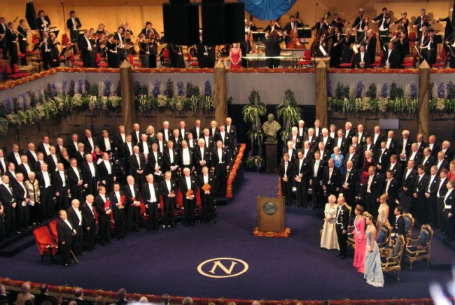 Nobel Ceremony