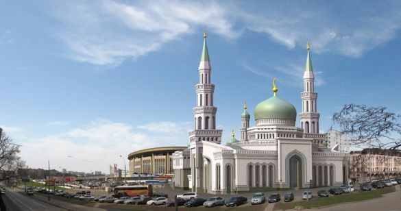 moscow-central-mosque